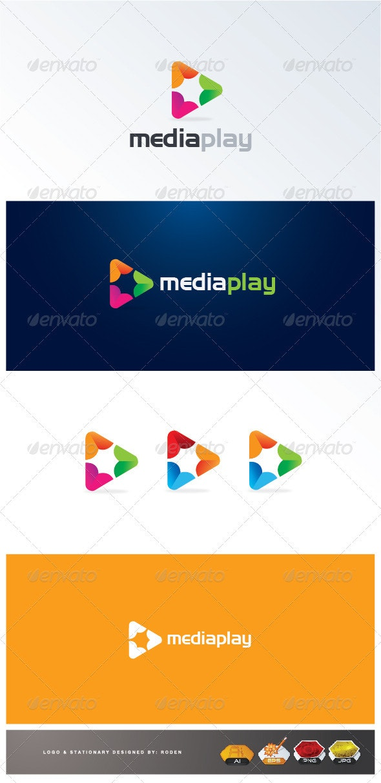 Play Logo - Logo Templates