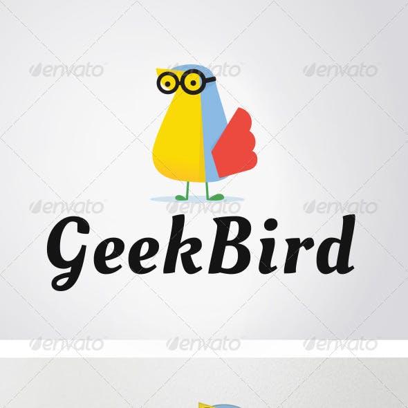 Geek Bird Logo