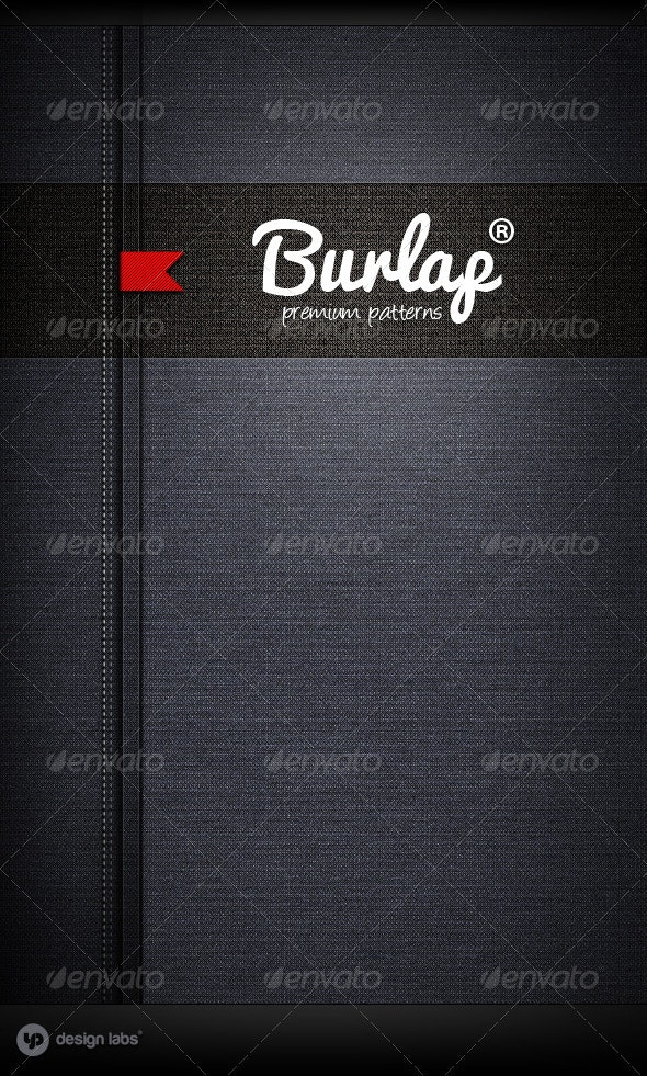 Burlap - Patterns Backgrounds