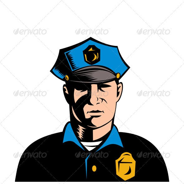 Policeman Police Officer