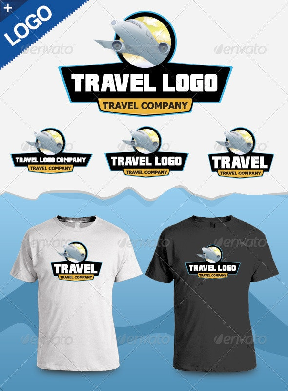 Travelo Logo - Objects Logo Templates