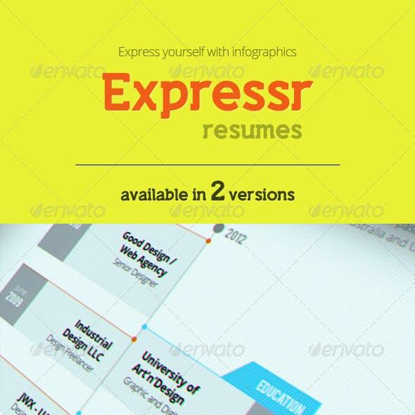 Expressr Resume