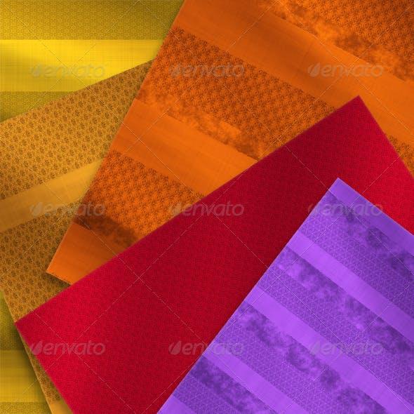 5 Decorativ Fabrics