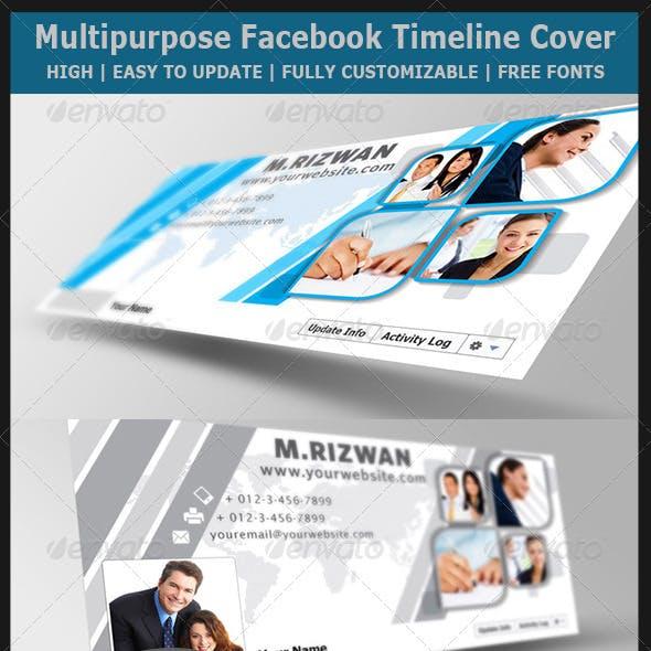 Multipurpose FB Timeline Covers
