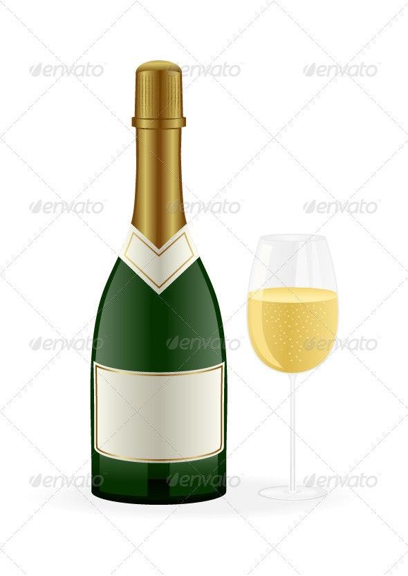 Champagne - New Year Seasons/Holidays