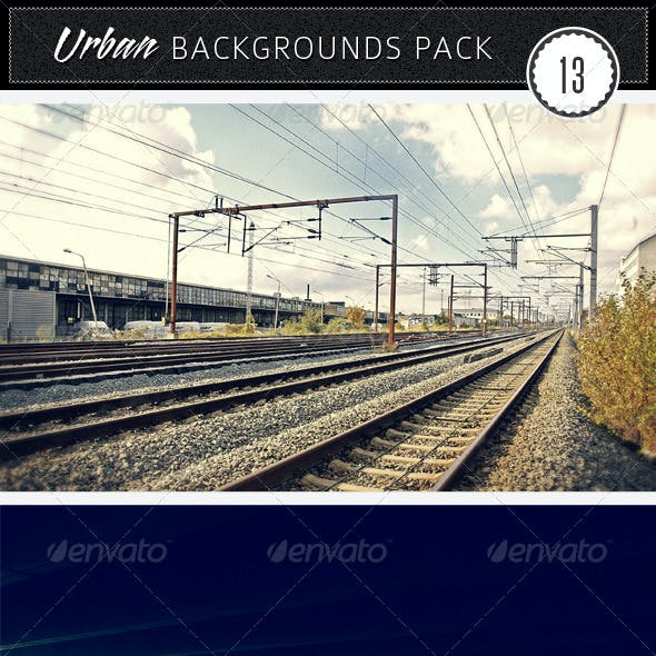 Urban Backgrounds Pack 13
