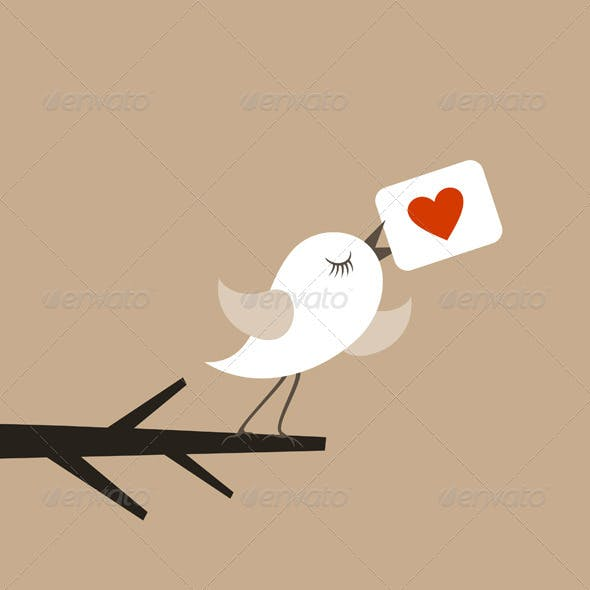 Bird of love5