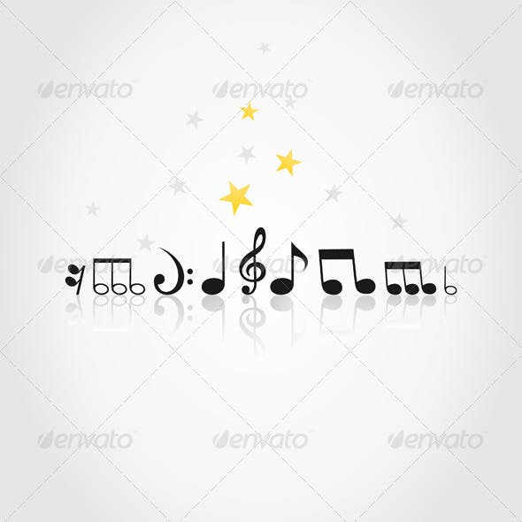 Musical note9