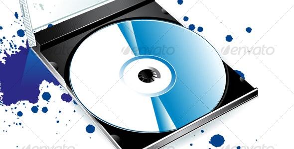 CD - Objects Vectors