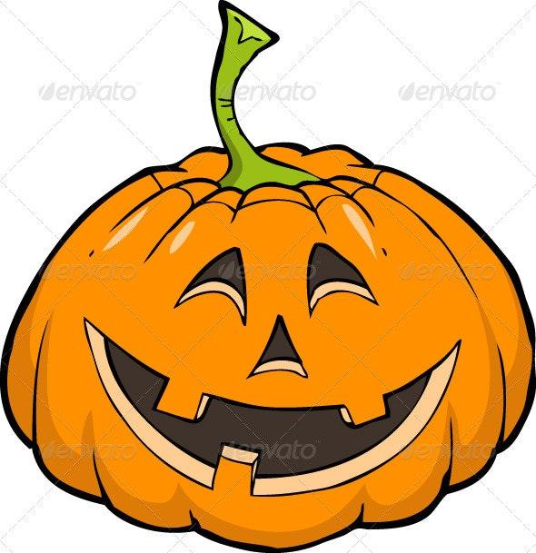 Pumpkin - Halloween Seasons/Holidays
