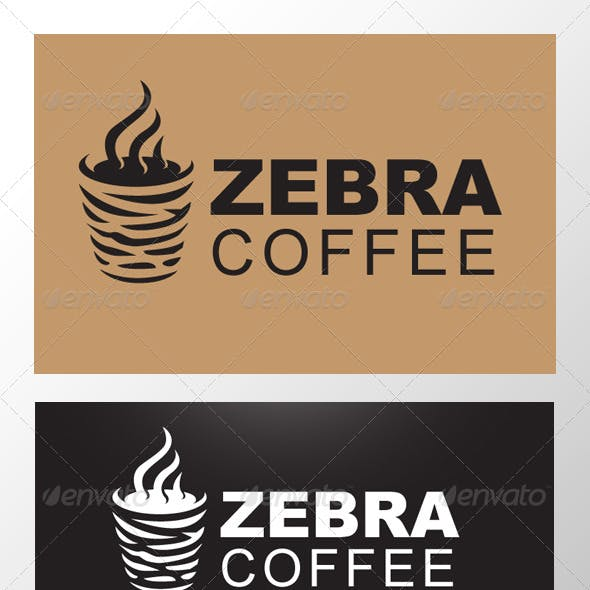 Zebra Coffee Logo