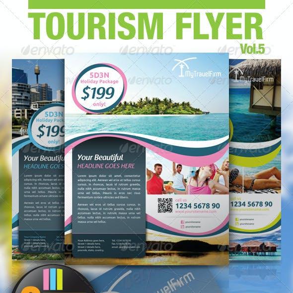 Tourism Flyer Vol.5