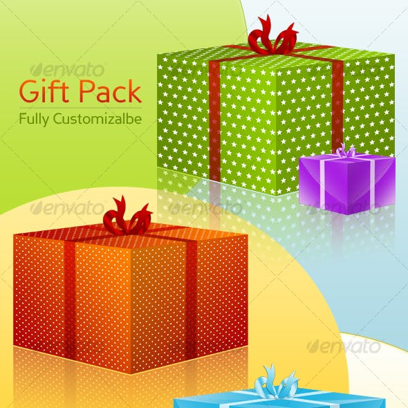 Gift Pack - Fully Customizable