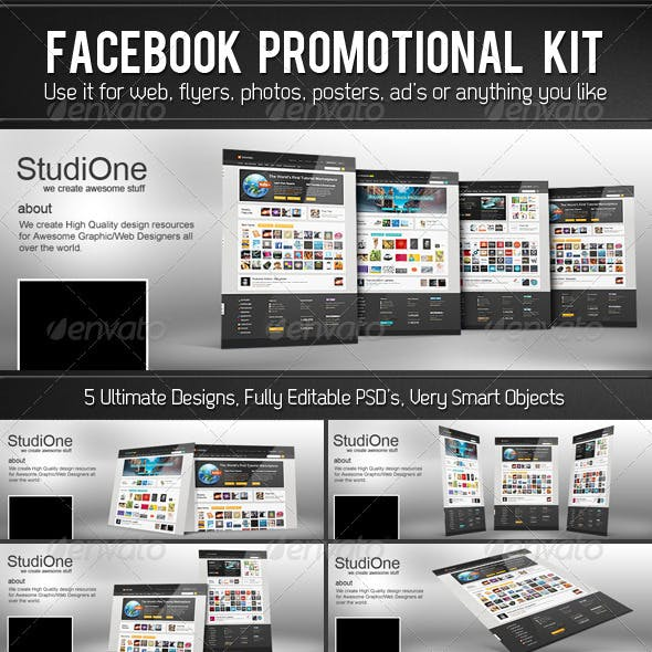 FB Promotional Kit