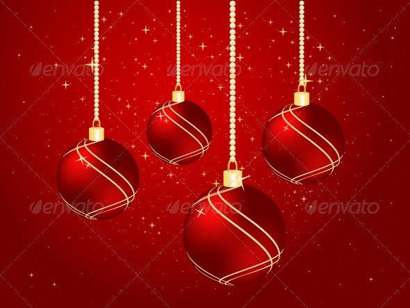 Christmas Backround - Christmas Seasons/Holidays