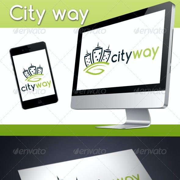 City Way Logo
