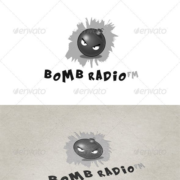 Bomb Radio Logo
