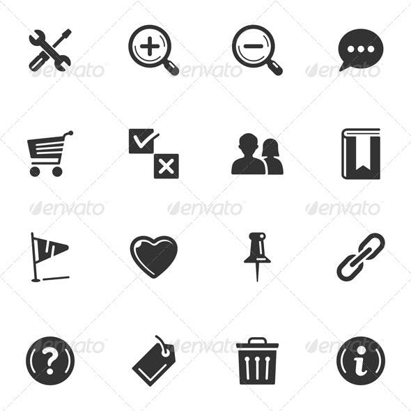 Web Icons-Set 2