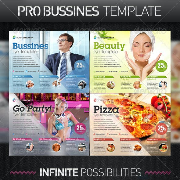 Business PRO Flyer Template