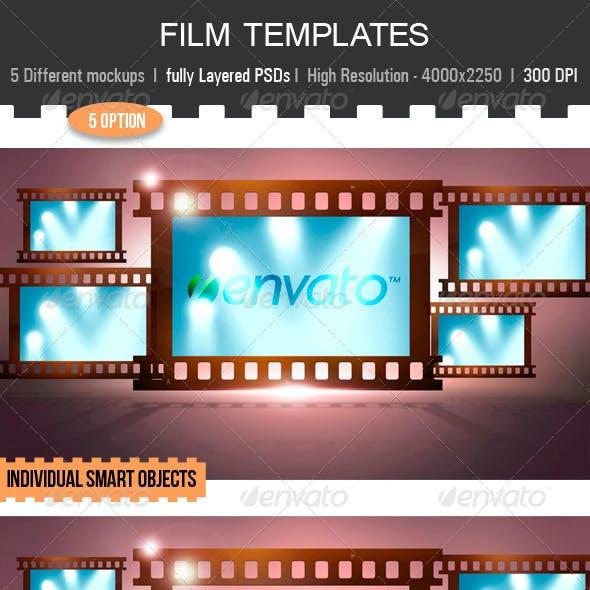 Film Templates