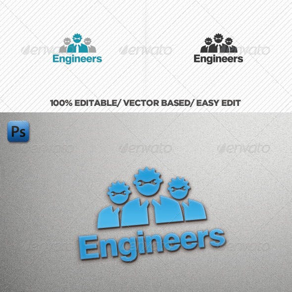 Engineers Connection Logo Template