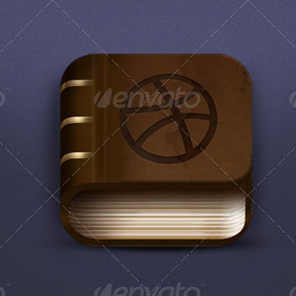Book Icon for your next Design