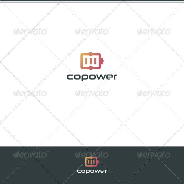 Copower - Abstract Logo Templates