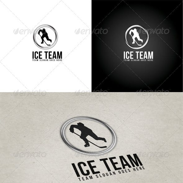 ICE TEAM LOGO