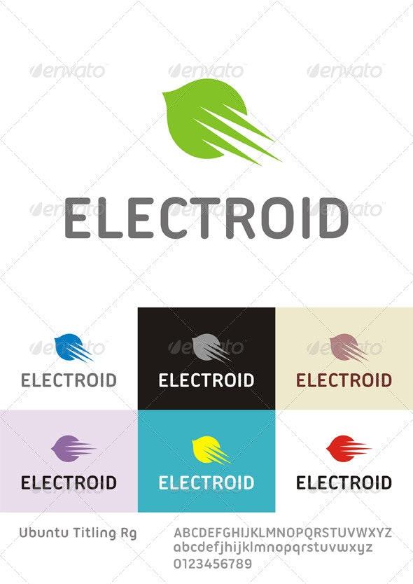Electroid Logo - Abstract Logo Templates