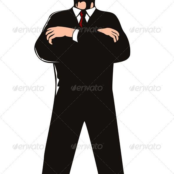 Secret Service Agent Body Guard