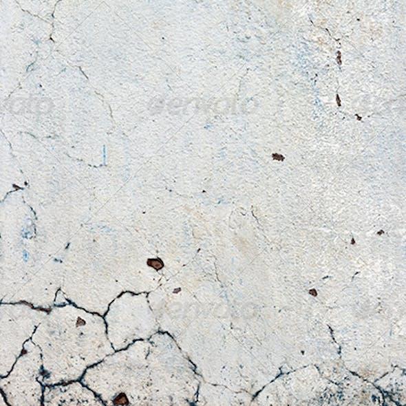 White Rough Wall Texture
