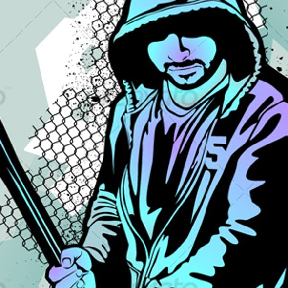 78 Gambar Animasi Gangster