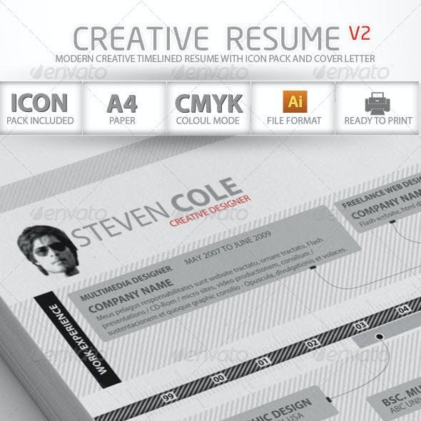 Creative Resume Advance