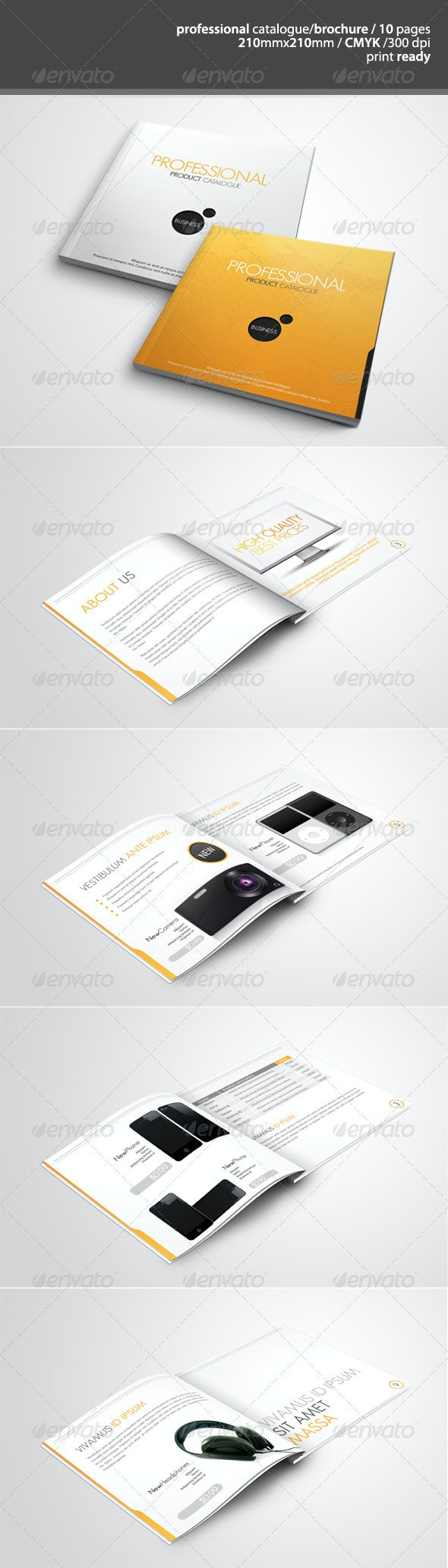 Professional Product Catalogue - Catalogs Brochures