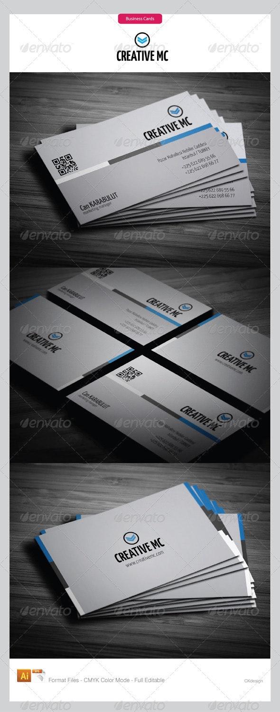 Corporate Business Cards 140 - Corporate Business Cards
