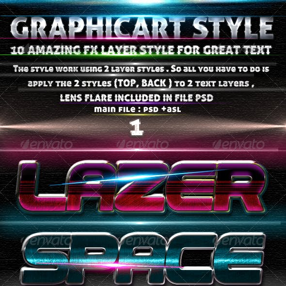Graphicart Style 1