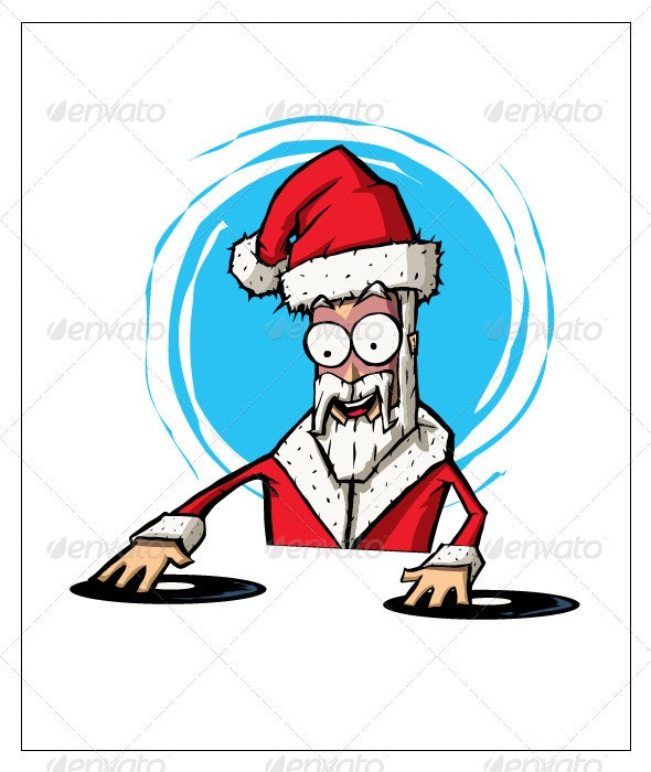 Dj-Santa - New Year Seasons/Holidays