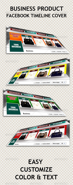 Business Product Facebook Timeline Cover - Facebook Timeline Covers Social Media