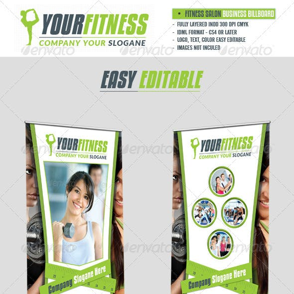 Fitness Salon Business Roll-Up