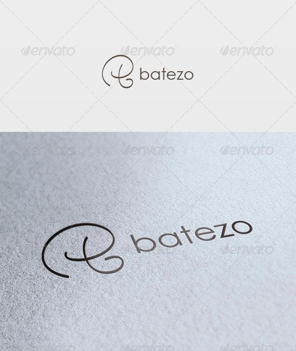 Batezo Logo - Letters Logo Templates