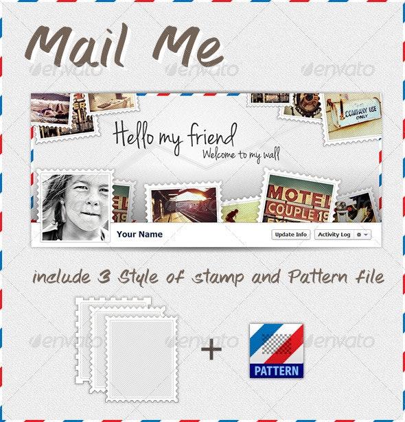 Mail Me FB Timeline - Facebook Timeline Covers Social Media