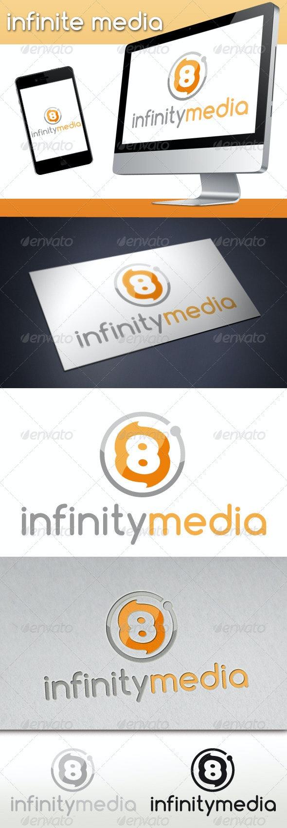 Infinity 8 Miedia Fire Logo