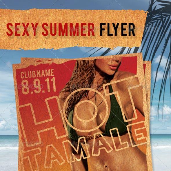 Sexy Summer Flyer