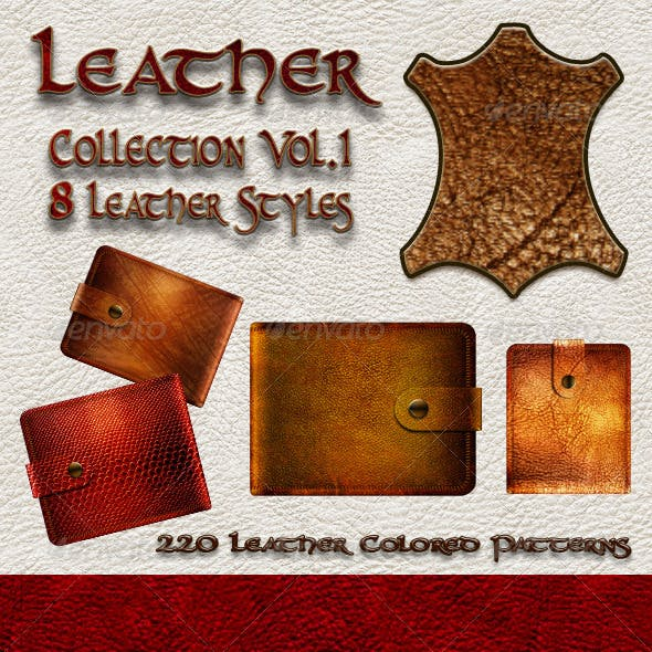Leather Collection Vol.1