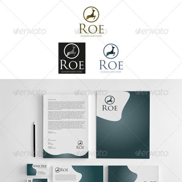 Corporate Stationery Roe