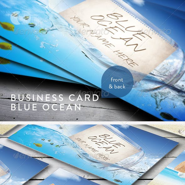 Business Card Template - Vol.2