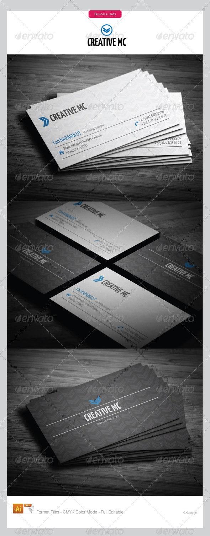Corporate Business Cards 143 - Corporate Business Cards