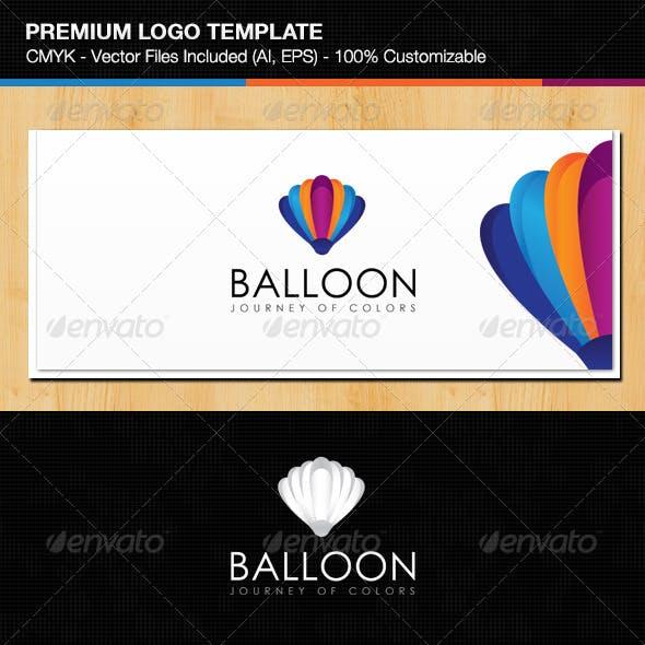 Creative Balloon Logo