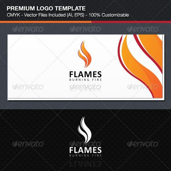 Creative Flames Logo