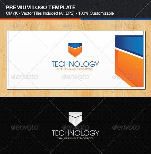 Creative Technology Logo - Symbols Logo Templates